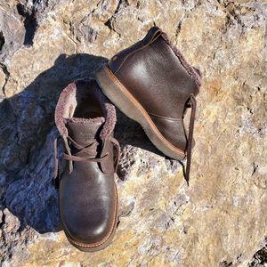 "Samuel Hubbard ""Winter's Day"" chukka boots"